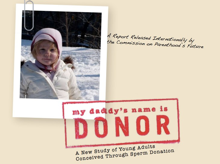 My Daddy's Name is Donor