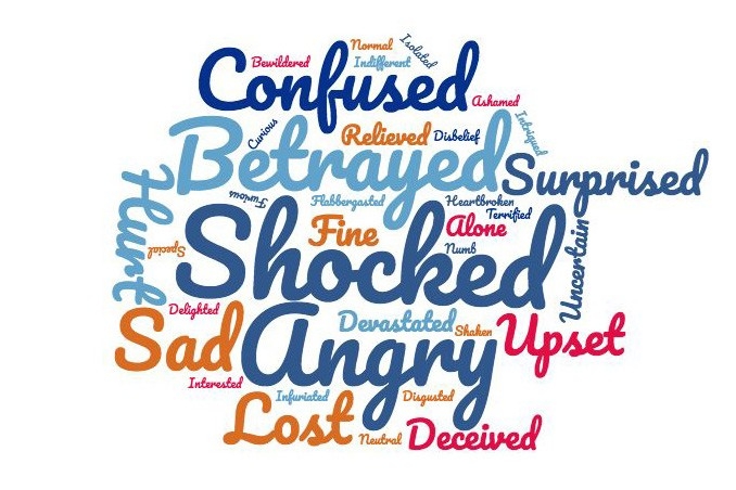 We Are DC Survey - initial response word cloud